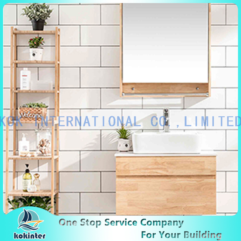 Bathroom cabinet Vanity set S05