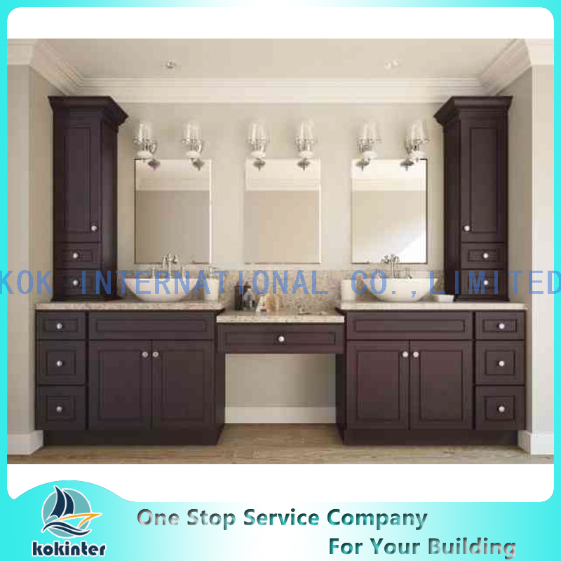 Bathroom cabinet Vanity set V03