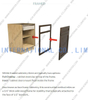 Framed and frameless structure of cabinets---Definity Rramed or Frameless cabinets