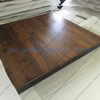 dulex walnut butcher worktop table top solid wood dining table coffee table