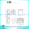 Bathroom cabinet Vanity set L03