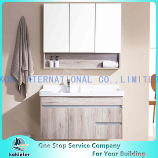 Bathroom cabinet Vanity set P02