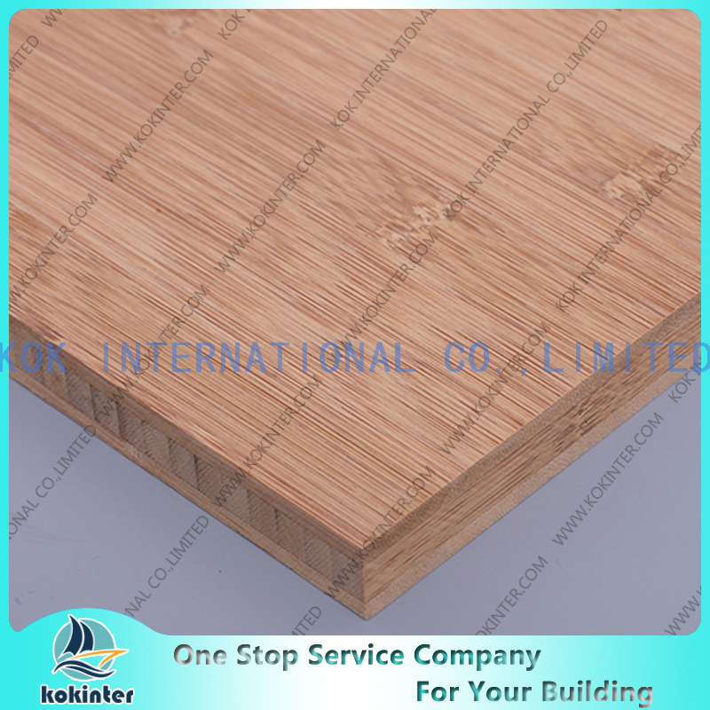 3-Layers crossed Horizontal caramel Bamboo Panel / Bamboo Board / Bamboo Plank /Bamboo parquet for furniture/ wall decorative / countertop / worktop / cabinets